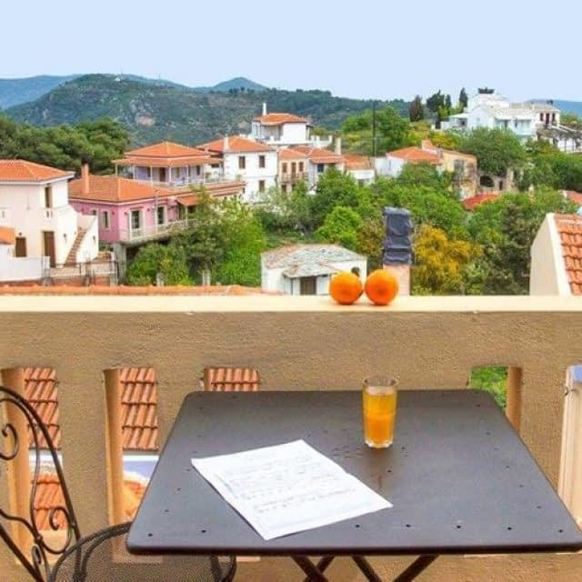 Rooms To Let | Anatoli Studios | Alonissos Island