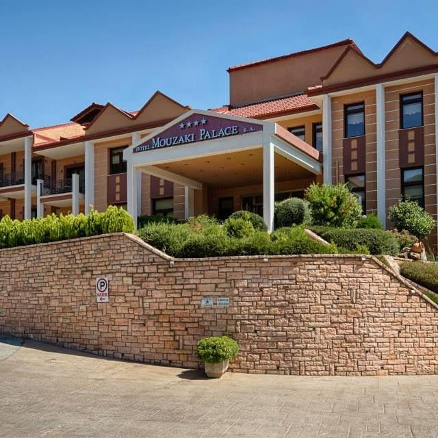 Mouzaki Pallas & Spa Hotel | Mouzaki Karditsa