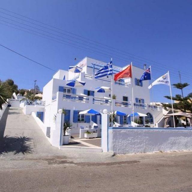 Hotel | Firostefani Santorini Cyclades | Hotel Margarita