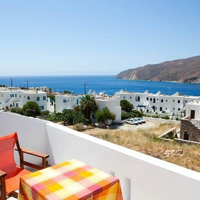 Rooms To Let | Amorgos | Blue Horizon