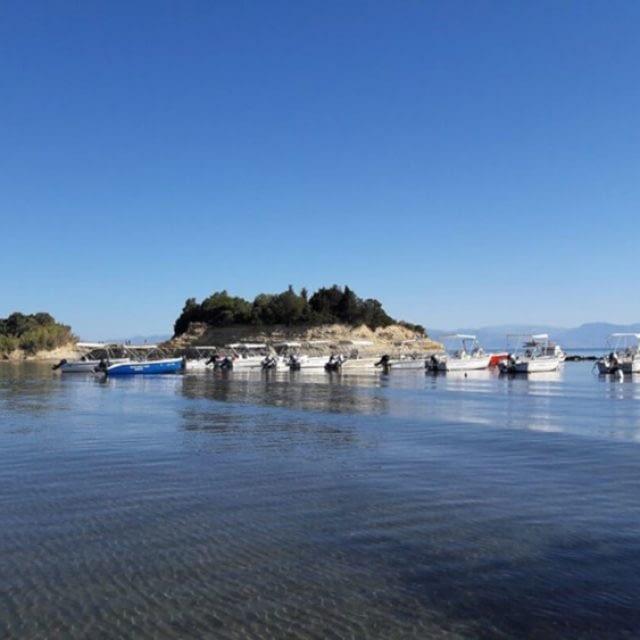 BOAT RENTAL-DAILY CRUISES-WATER SPORTS CORFU SIDARI   THE WAVE BOAT COMPANY