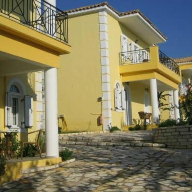 Rooms to let | Dallas Studios | Sivota Thesprotia