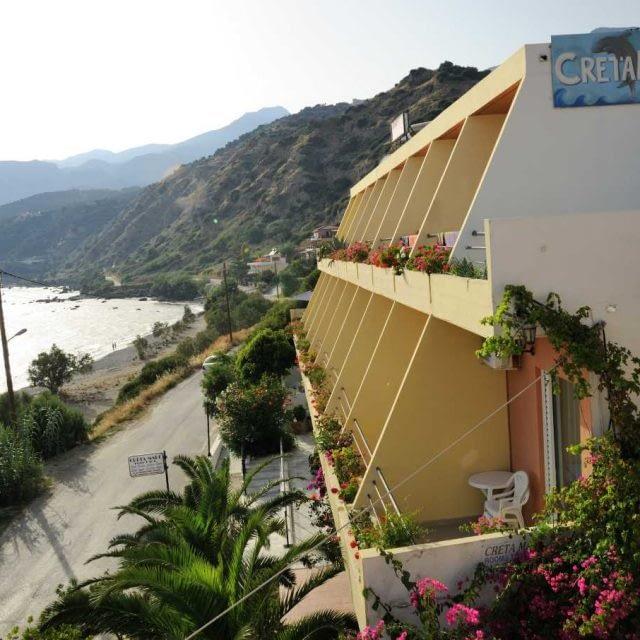 Creta Mare Hotel | Plakias Rethimno Crete