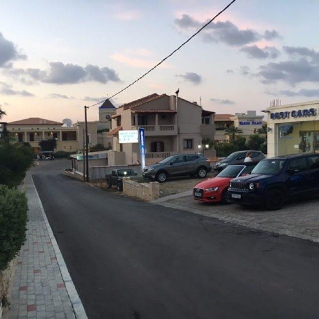 Rent a Car Hire Vehicle | Panormos Rethymno Crete | Best Cars Rental Crete