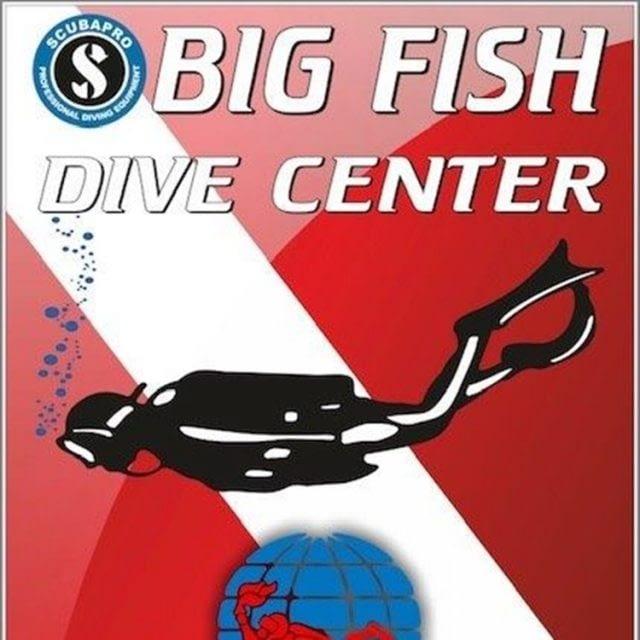 DIVING CENTER FALIRAKI RHODES   BIG FISH DIVE CENTER