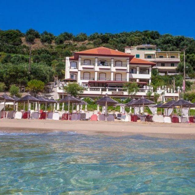Hotel | Preveza Loutsa | Hotel Achileas