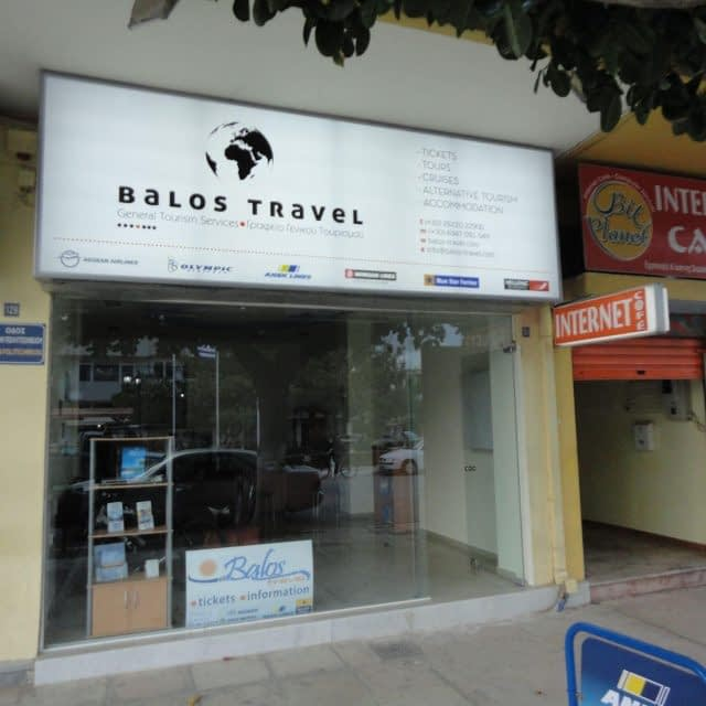 Travel Agency | Balos Travel | Kissamos Chania