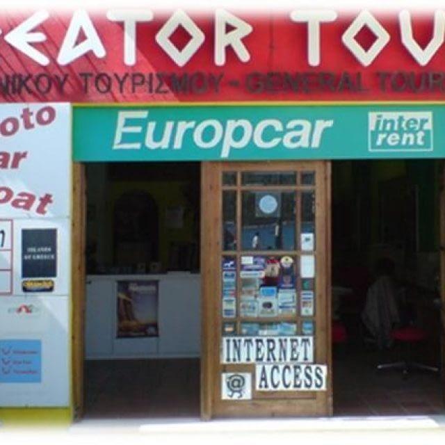 Rent a car-Moto | Creator Cars and Living | Skiathos