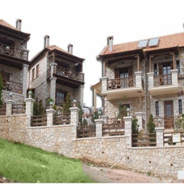 Guest house-Hotel | Abelos-Stone Houses | Astros