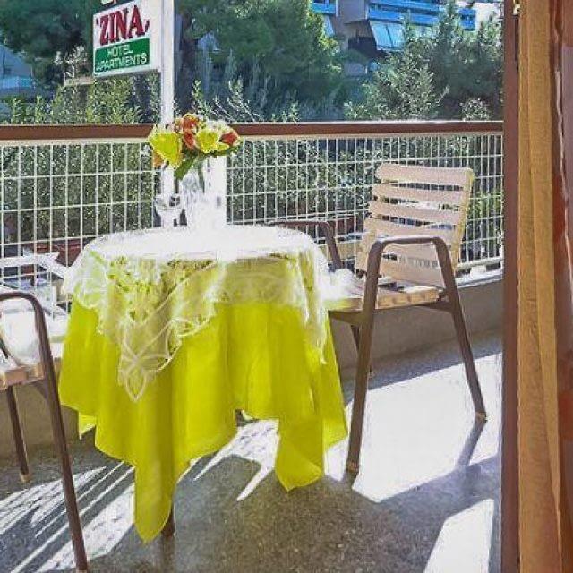 Hotel Apartments | Zina | Glyfada-Athens