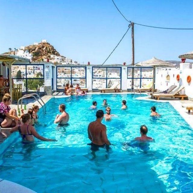 Hotel | Sunrise | Ios Cyclades