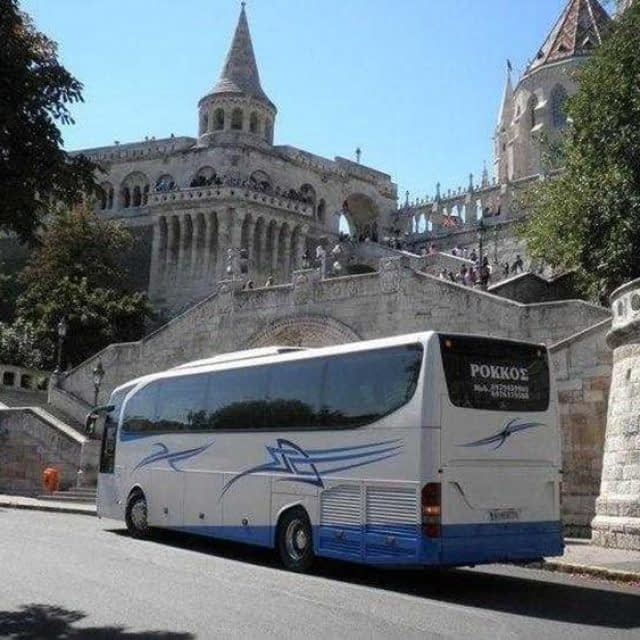 Travel Agency-Rental Bus | Thiva Viotia | Rokkos Tours