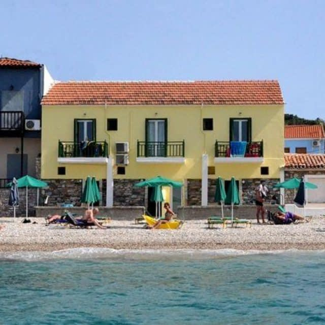Hotel-Rental Rooms | Stella Bay Rooms – Stella Beach | Samos