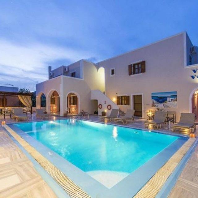 Hotel | Perissa Santorini Cyclades | Villa Voula
