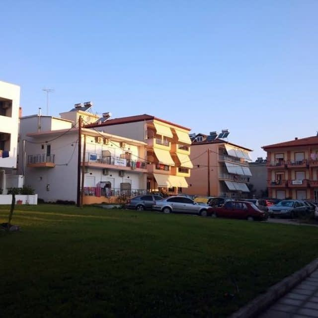 Rooms to Let   Leptokaria Katerini   Green house villa soula