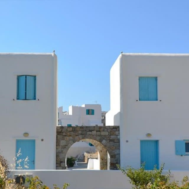 STUDIOS TO LET TOURLOS MYKONOS | PENSION KATERINA