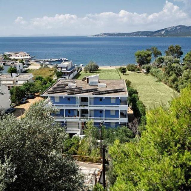 Holidays Apartments  for rent   Julia Apartments   Nea Styra Evia